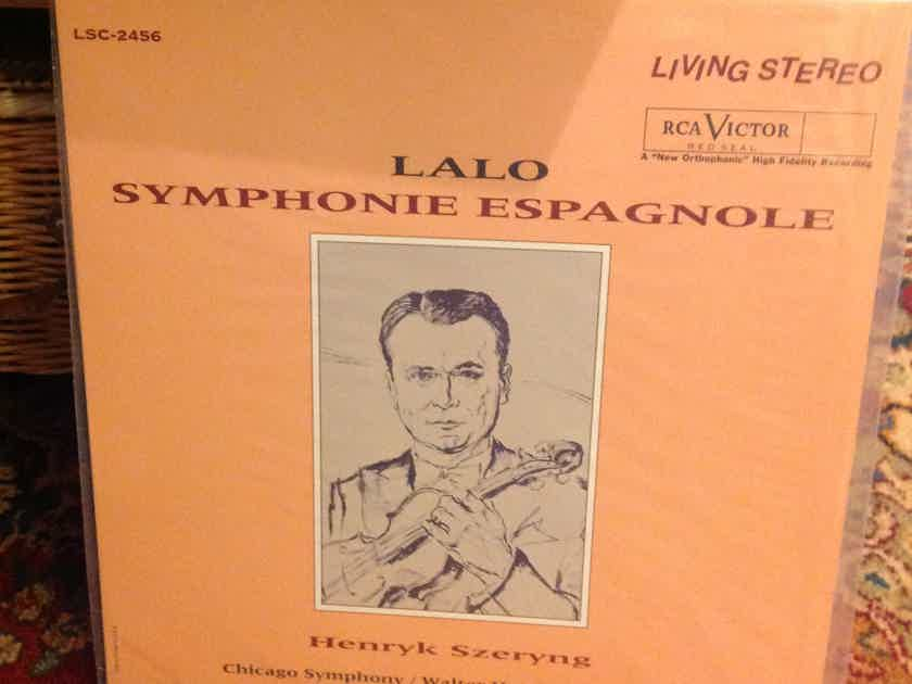Lalo - Symphonie Espagnole RCA Red Seal New/Sealed