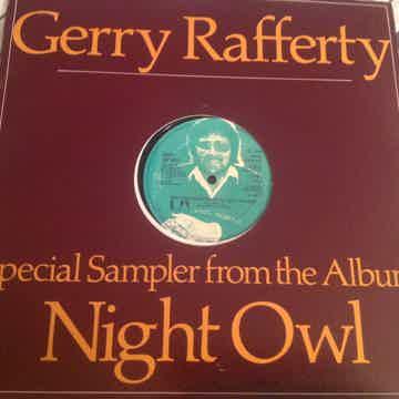 Gerry Rafferty Night Owl Special Sampler