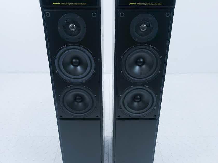 Meridian DSP 5000 Digital Powered Floorstanding Speakers Factory Boxes (13932)