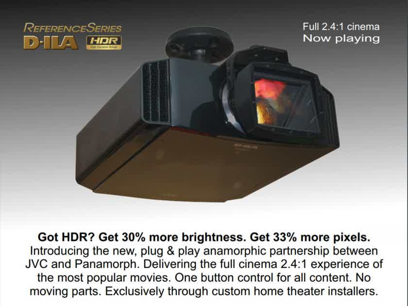 Sony, JVC, Digital Projection, Epson or BenQ projector owners