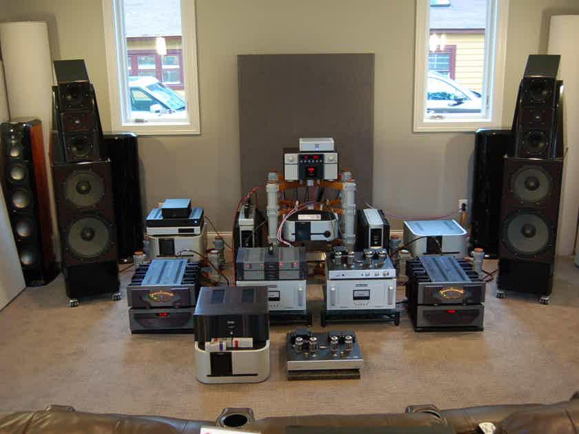 Krell  KAS Standard  Monaural Power Amps+ Fresh service. Best Amps Made !