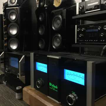 McIntosh MC-252 Stereo Amplifier