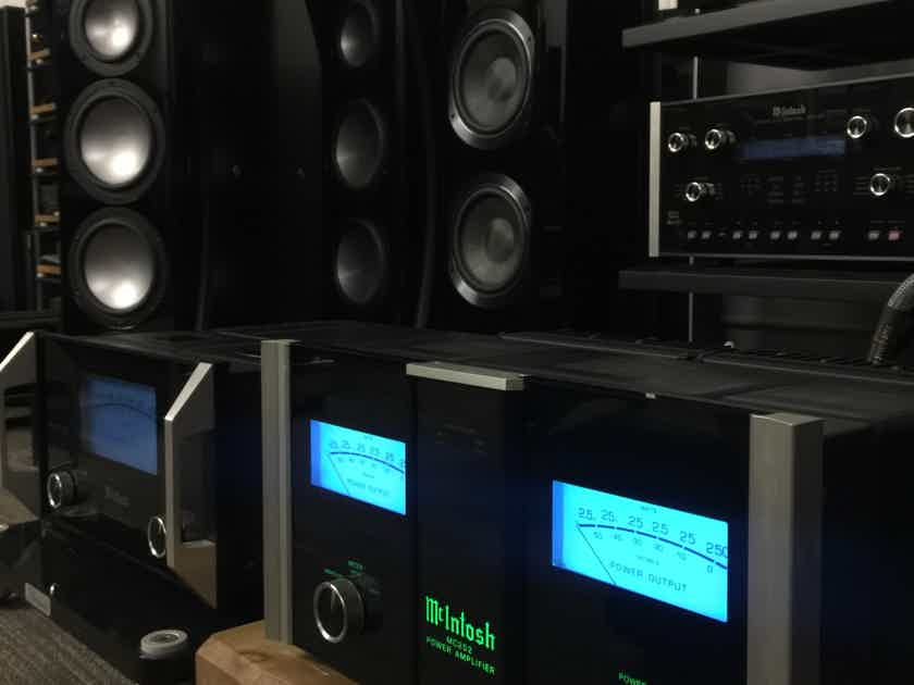 McIntosh MC-252 Stereo Amplifier near San Francisco...................