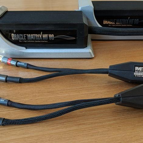 MIT Cables Oracle Matrix HD 90 BiWire