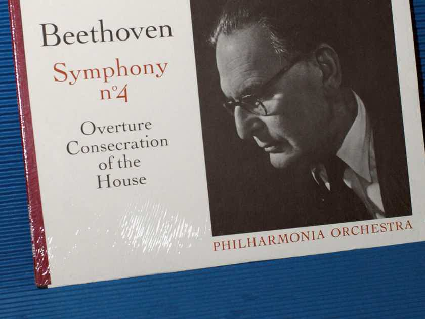 "BEETHOVEN / Klemperer   - ""Symphony No.4"" -  Angel Stereo 1960's SEALED!"