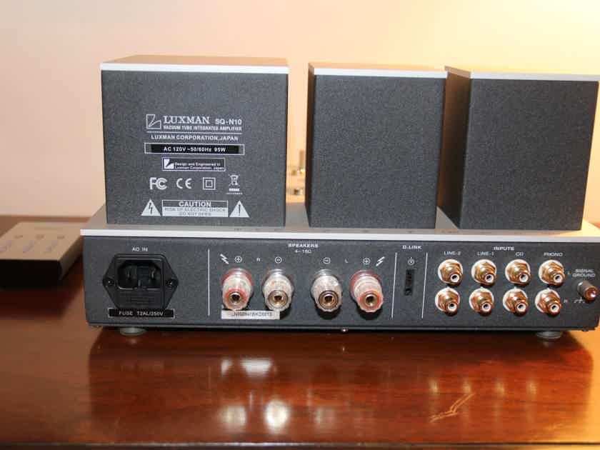 Luxman SQ-N10 Integrated Amplifier | Tube