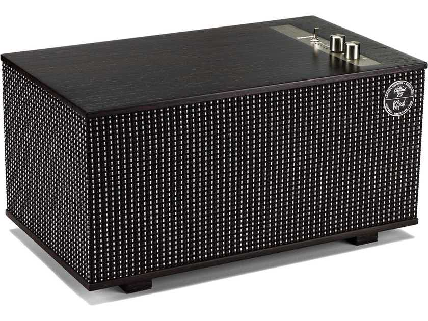 Klipsch The Capitol Three Special Edition Wireless Speaker; Capitol Ebony (New) (20301)
