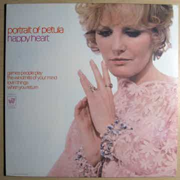 Petula Clark Portrait Of Petula - Happy Heart