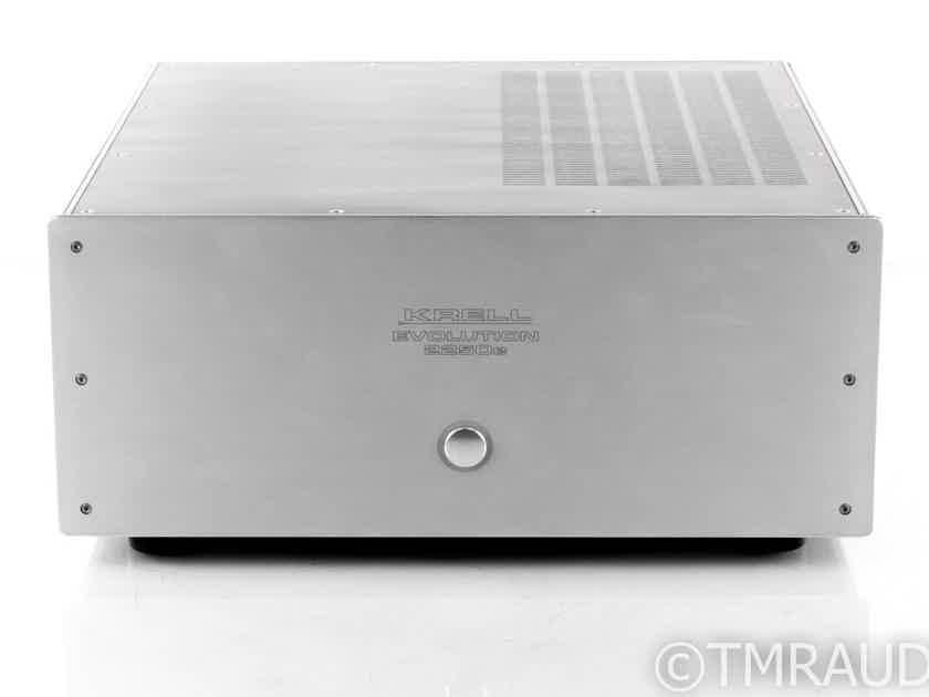 Krell Evolution 2250e Stereo Power Amplifier (22511)