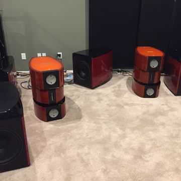 Evolution Acoustics MMThree