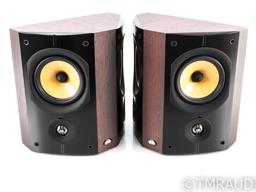 PSB Image S5 Surround Speakers; Dark Cherry Pair; S-5 (28554)