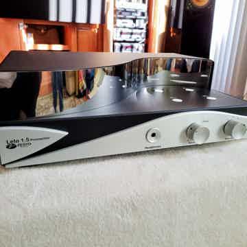 Zesto Audio Leto 1.5 w/ ESP Upgrade Preamplifier