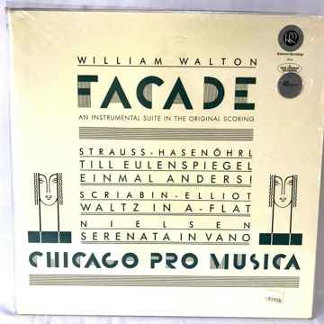 Facade- RR-16 45rpm LP