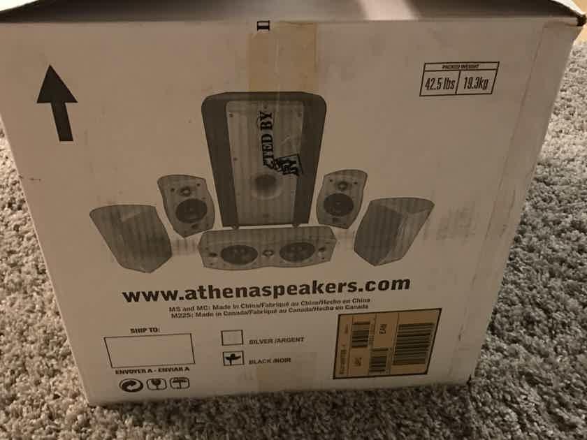 Athena Technologies Micra 6 HT speaker system