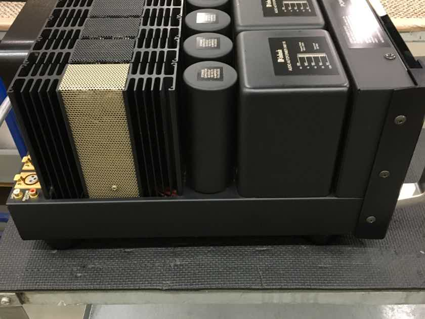 McIntosh MC-500 Power Amp (Black): Trade-In; Refurbished; 180 Day Warranty