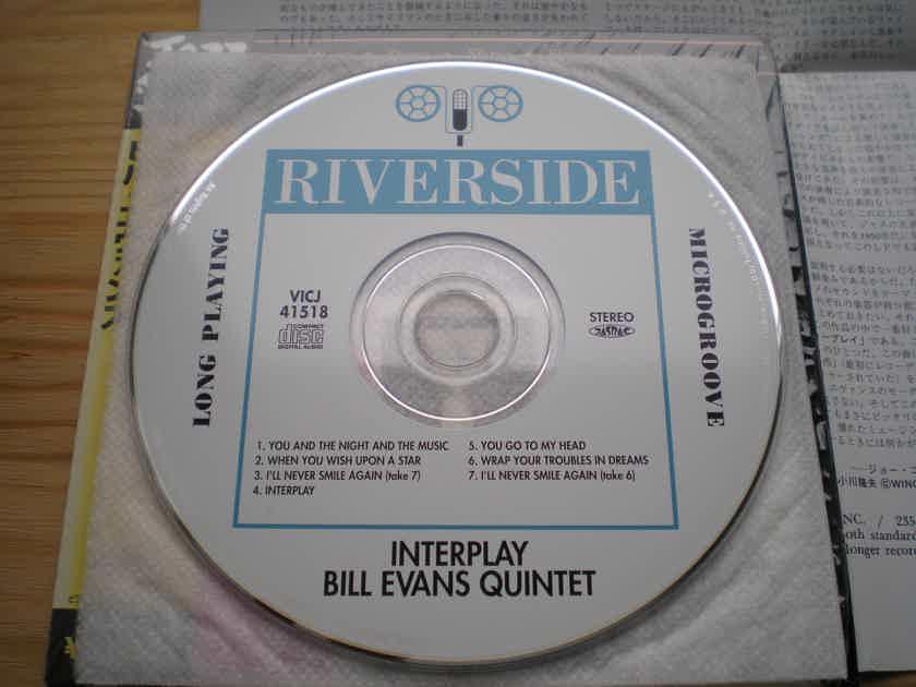 Bill Evans - Interplay mini-lp
