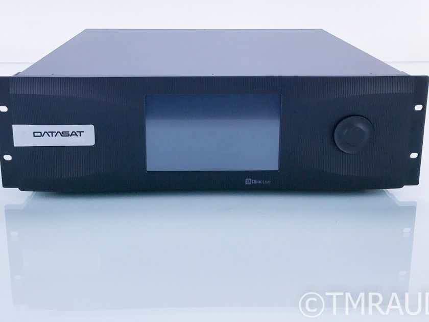 Datasat RS20i 16 Channel Home Theater Processor; RS-20i; Dirac (21899)
