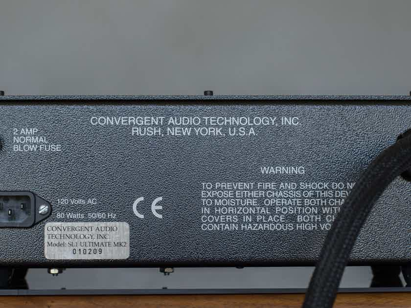 Convergent Audio Technology SL1 Ultimate MkII Preamp in Excellent Condition