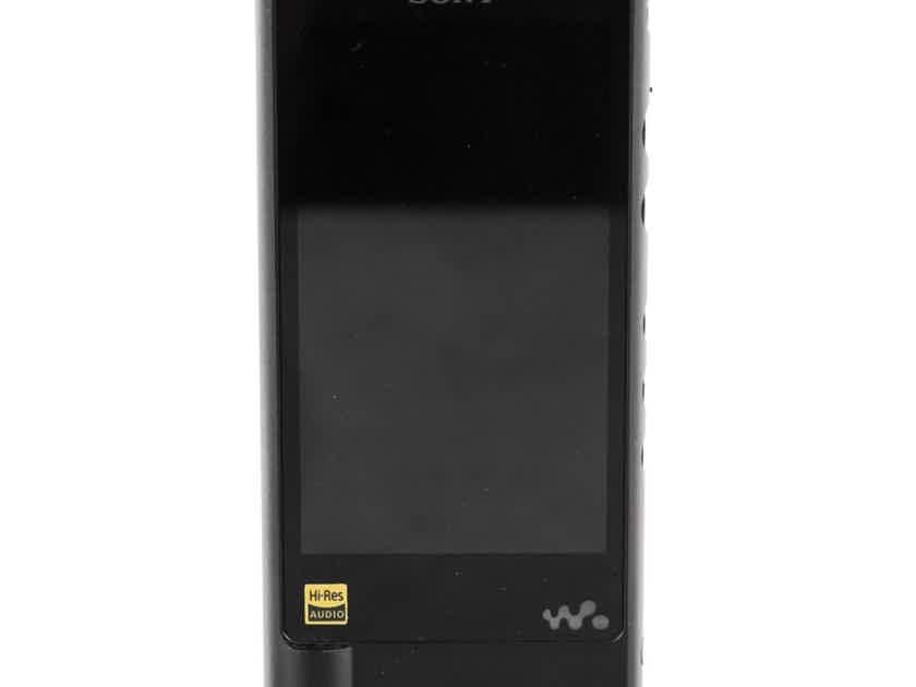 Sony NW-ZX2 Walkman Portable Audio Player; NWZX2; 128GB (21650)