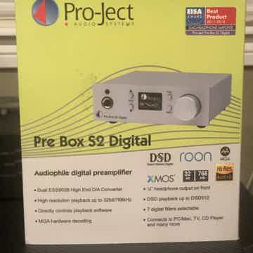 ProJect Audio Systems Pre-Box S2 Digital