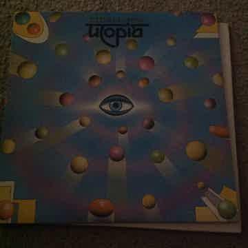 Todd Rundgren's Utopia - Utopia Bearsville Records Viny...