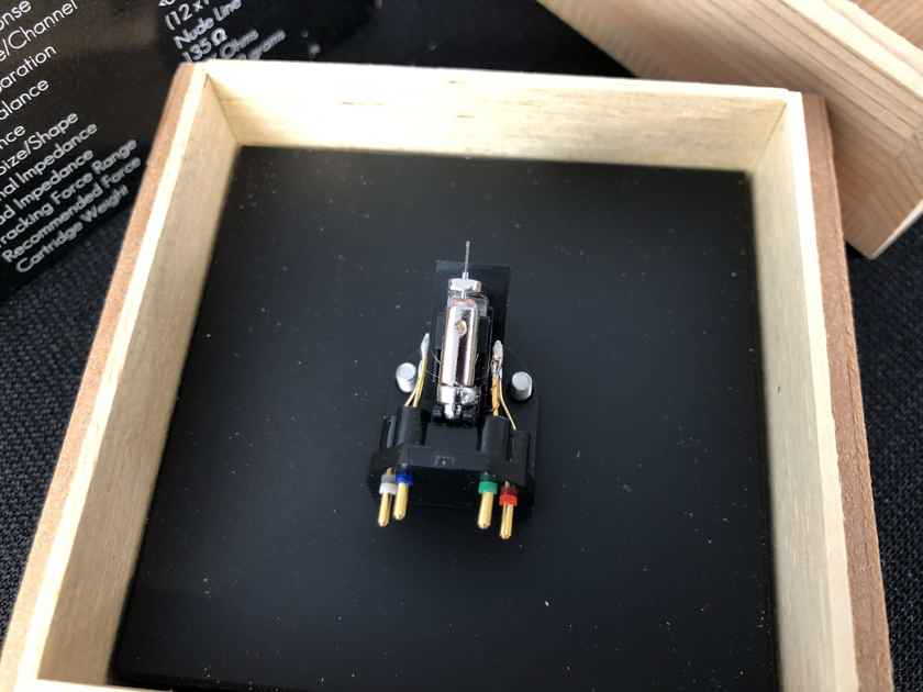 Sumiko Blackbird High Output MC (Moving-Coil) Cartridge, Brand New