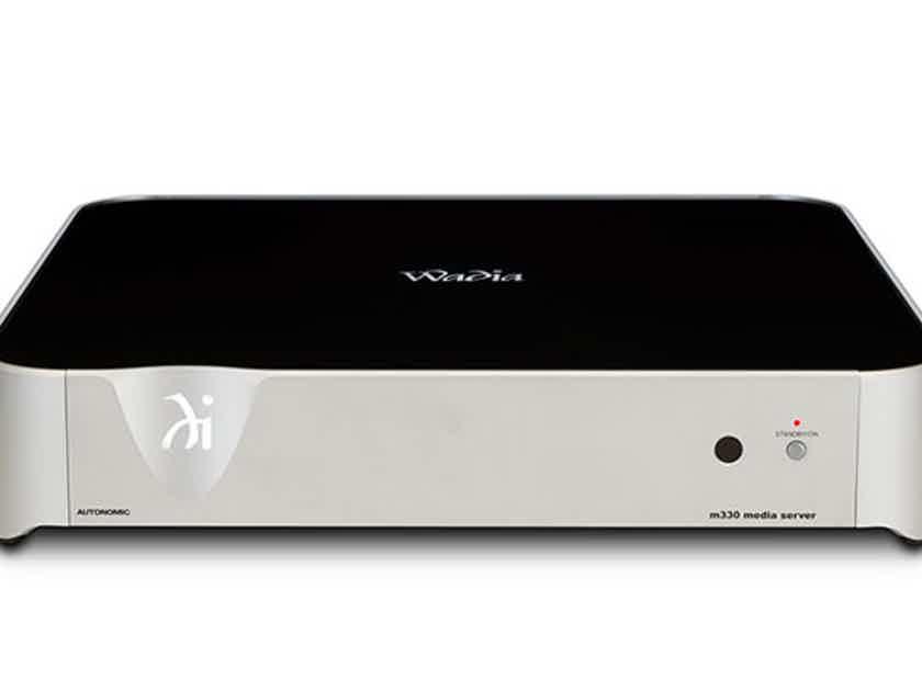 Wadia M330 Media Server in Silver, New-in-Box