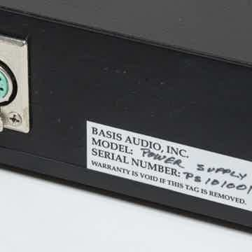 Basis Audio 2500 Diamond Signature