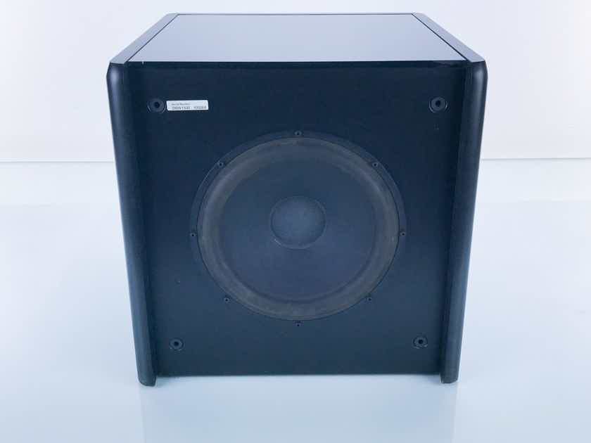 "Meridian DSW1500 10"" Powered Subwoofer; DSW-1500; 96kHz/24-bit (17979)"
