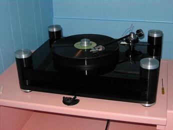 World's most unbalanced audio system.