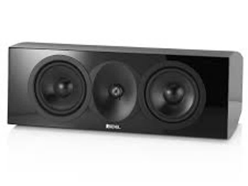Revel Concerta2 C25 Center Speaker (Gloss Black): Excellent DEMO; Full Wrnty; 50% Off; Free Shipping