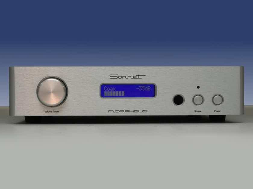Sonnet Digital Audio Morpheus --   END GAME DIGITAL FOR $3,399? YES! CEES RUIJTENBERG'S LATEST CREATION IS A SONIC MIND BENDER!