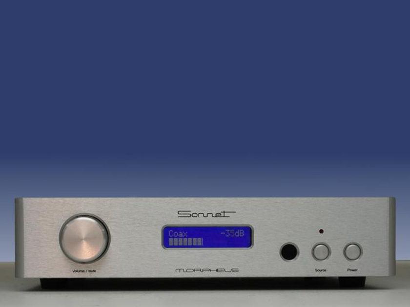 Sonnet Digital Audio Morpheus Mk II --  Get $400 OFF a Morpheus / Hermes Bundle, This weekend ONLY! END GAME DIGITAL FOR $3,399? YES! CEES RUIJTENBERG'S LATEST CREATION IS A SONIC MIND BENDER.