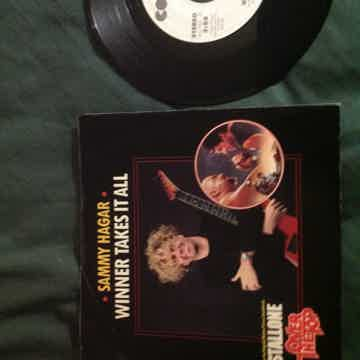Sammy Hagar - Winner Takes It All Columbia Records Prom...
