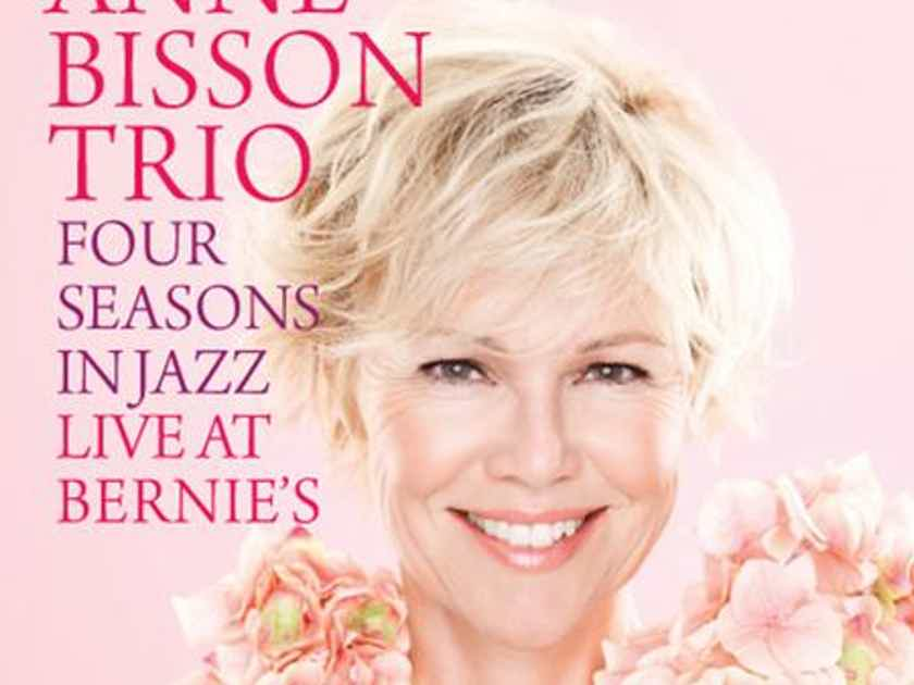 Anne Bisson Trio - Four Seasons in Jazz - Live at Bernie's  (Numbered Limited Edition) - Brand New