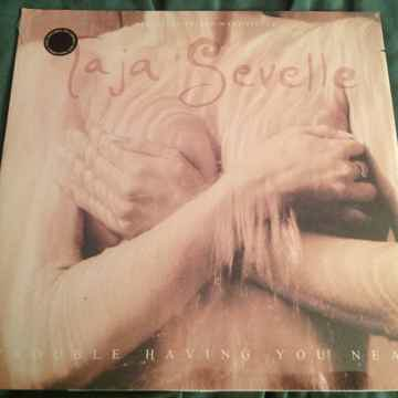 Taja Sevelle Trouble Having You Near Sealed 12 Inch EP ...