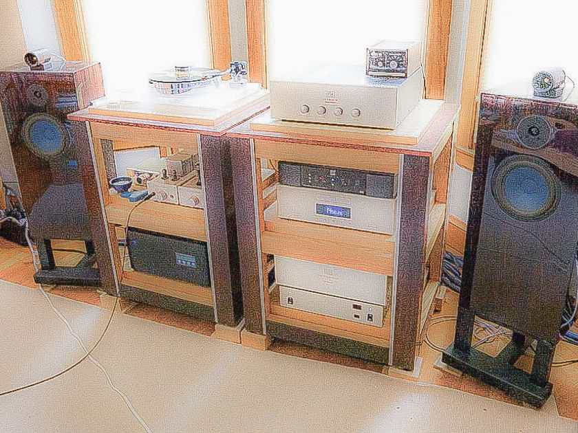 Audio Note AN-E SEC / Silver Loudspeakers - WEEKEND SALE