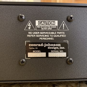 Conrad Johnson ET-7s2