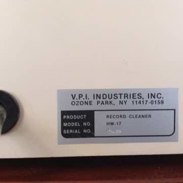 VPI Industries HW-17