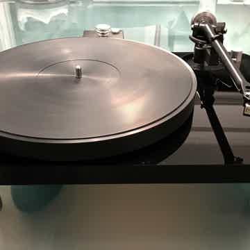 BASIS 2000/2001 Turntable (Piano Black) with (Basis sup...