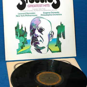 "SIBELIUS / Bernstein / Ormandy   - ""Greatest Hits"" - Co..."