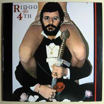 Ringo Starr - Ringo The 4th - 1977 Atlantic SD 19108