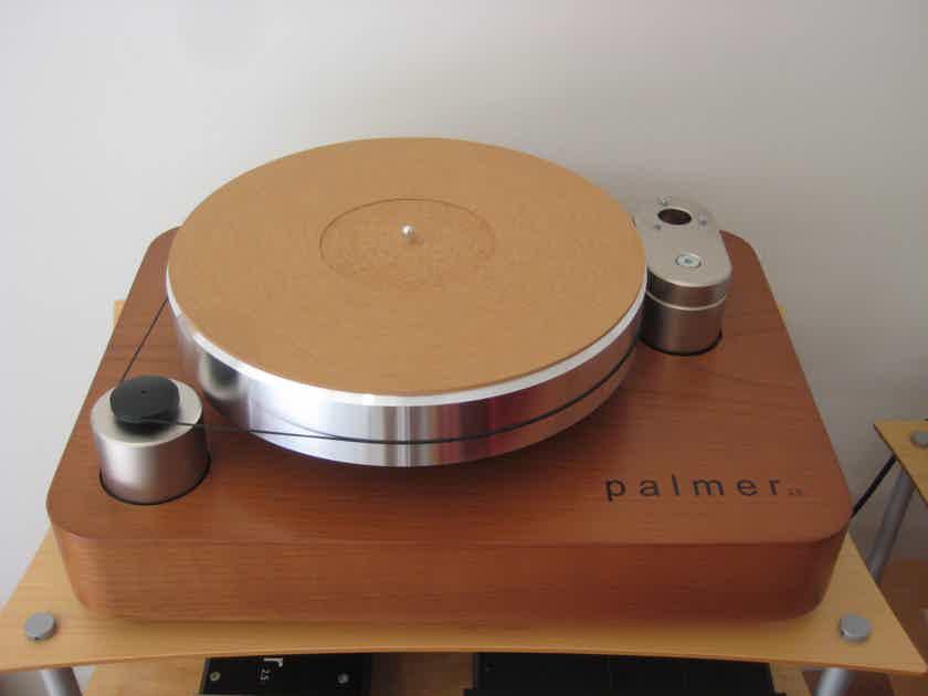 Palmer Turntable, New German Mfg. Gene Rubin Audio #1 since 1979