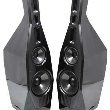 Lawrence Audio Double Bass Floorstanding Speakers