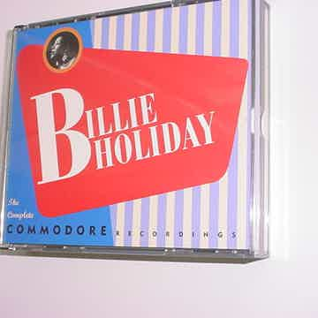 2 cd set jazz Billie Holiday