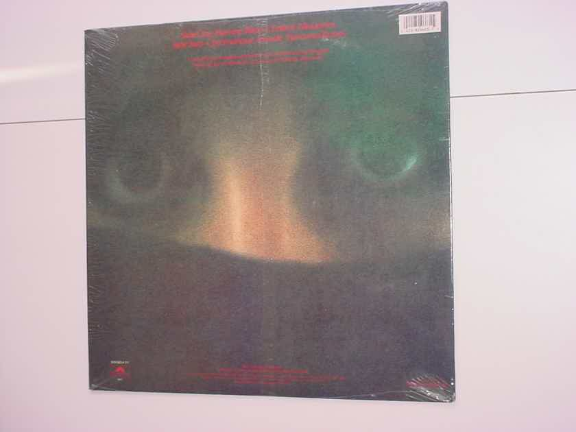 Vangelis Opera Sauvage lp record POLYDOR VAN 04