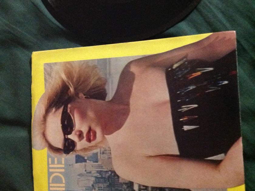 Blondie - 45 With Sleeve Rapture