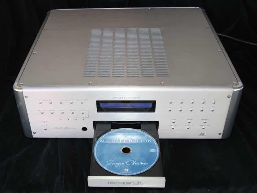 Krell SACD mkIII Nice Balenced CD Player !