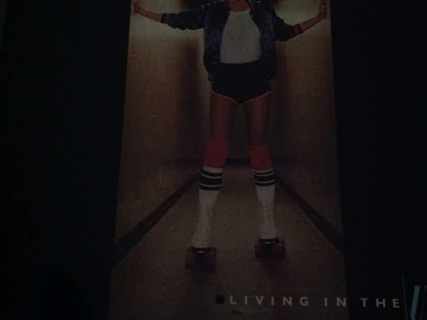 Linda Ronstadt  - Living In The USA Asylum Records Vinyl LP NM