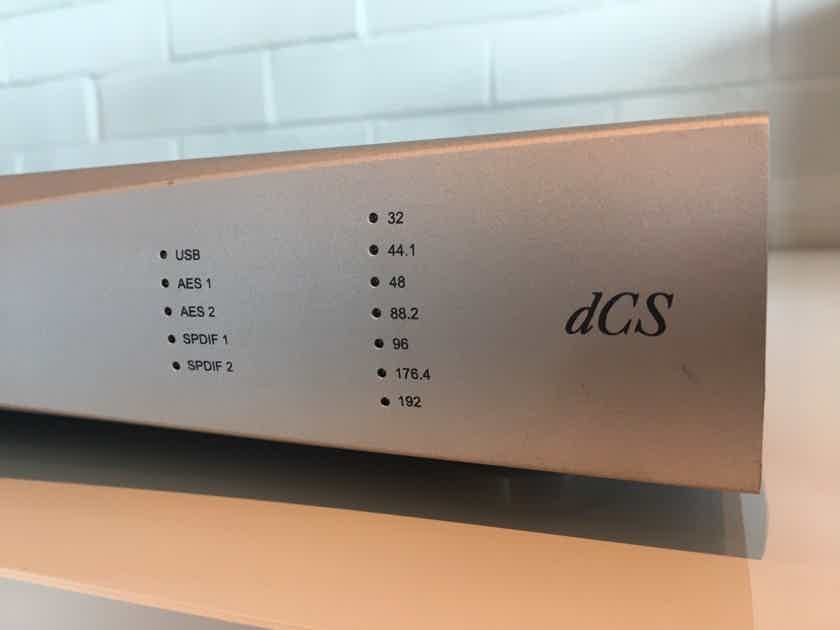 DCS Debussy Silver Finish